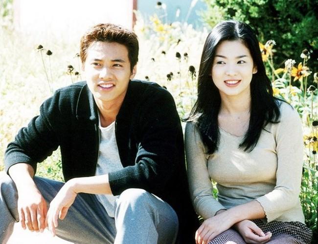 Mối quan hệ ít người biết của Song Hye Kyo - Won Bin: Chưa từng màu mè khoe khoang nhưng lại tin tưởng tới mức chia sẻ cả chuyện yêu đương - Ảnh 2.