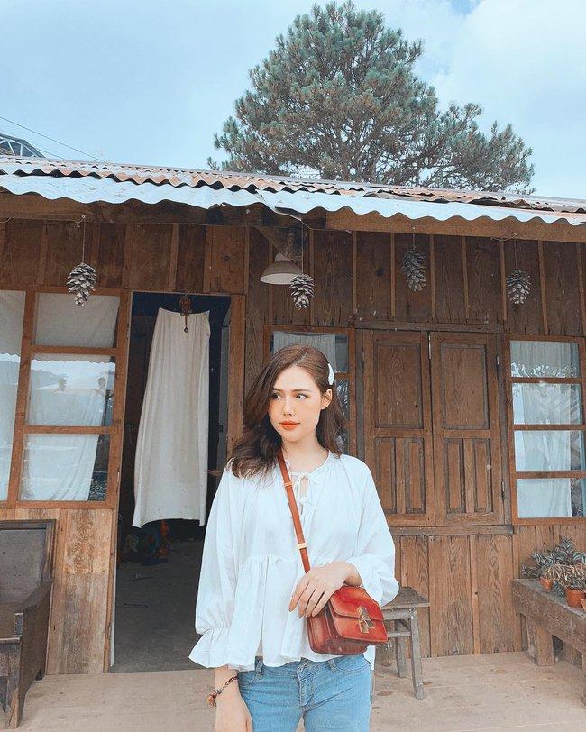 Phanh Lee có 11 cách diện áo blouse cực khéo, chị em học theo thì đi làm hay đi chơi cũng được khen mặc đẹp  - Ảnh 8.