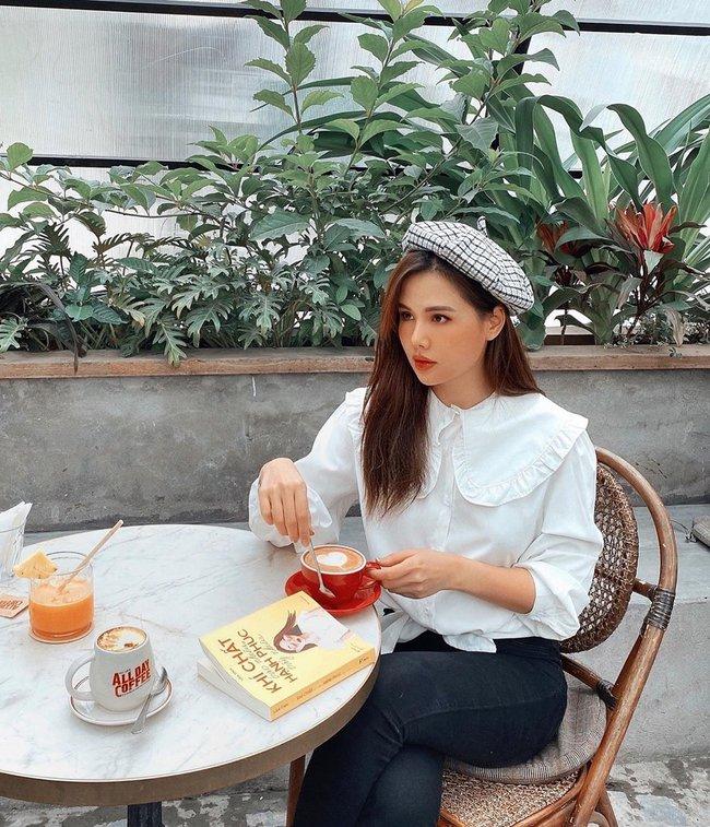 Phanh Lee có 11 cách diện áo blouse cực khéo, chị em học theo thì đi làm hay đi chơi cũng được khen mặc đẹp  - Ảnh 1.