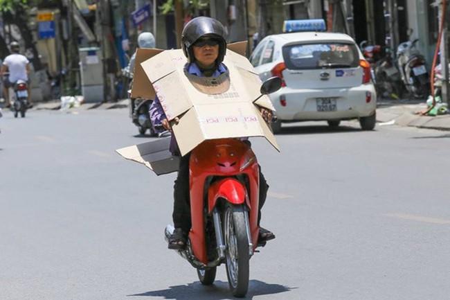 Hà Nội và các tỉnh Bắc, Trung bộ bước vào cao điểm nắng nóng, nền nhiệt cao nhất lên đến 42 độ - Ảnh 1.