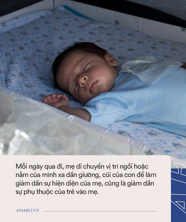 Chẳng lo con quấy khóc, thức giấc giữa đêm nếu mẹ áp dụng 7 mẹo sau của chuyên gia giấc ngủ - Ảnh 4.