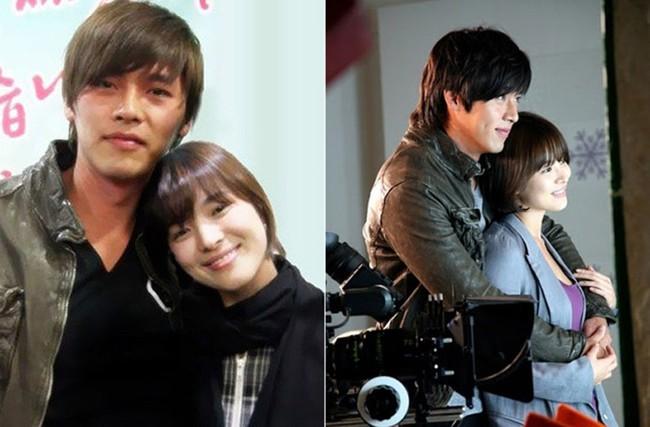 Mối quan hệ ít người biết của Song Hye Kyo - Won Bin: Chưa từng màu mè khoe khoang nhưng lại tin tưởng tới mức chia sẻ cả chuyện yêu đương - Ảnh 4.