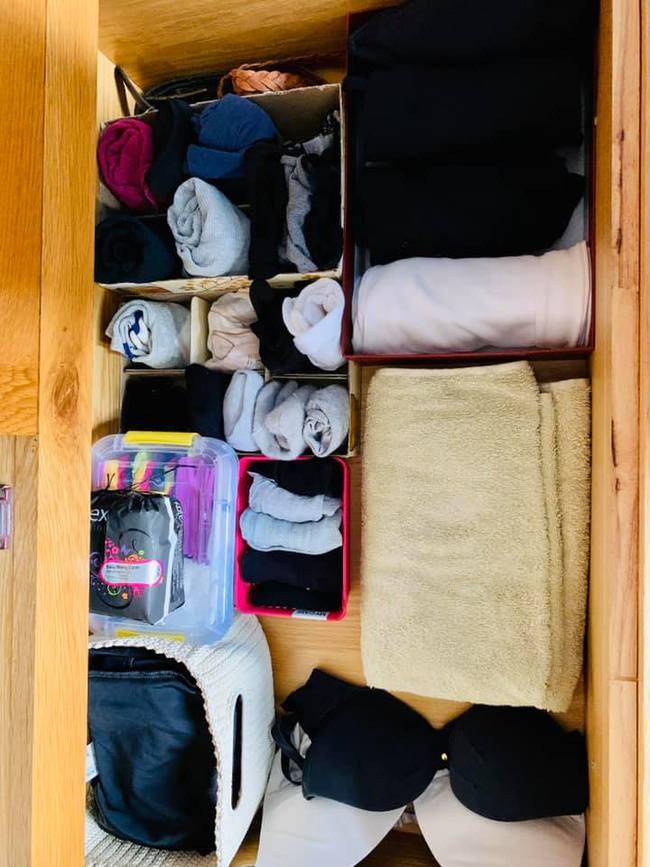 Thử thách tối giản tủ quần áo cực kỳ khó nhằn và đây là hành trình chân thực đến từng chi tiết của quý cô Sài Thành - Ảnh 12.