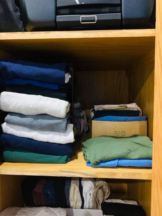 Thử thách tối giản tủ quần áo cực kỳ khó nhằn và đây là hành trình chân thực đến từng chi tiết của quý cô Sài Thành - Ảnh 10.