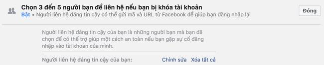Hướng dẫn chị em 8 cách tăng cường bảo mật Facebook để tránh gặp scandal như người nổi tiếng - Ảnh 3.
