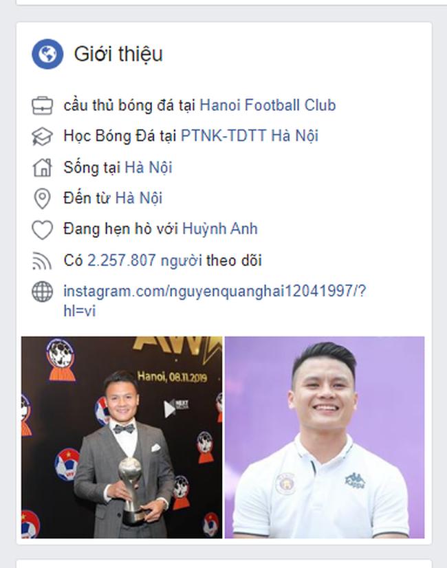 """Động thái """"khá phũ"""" của bạn gái hiện tại sau tin tức Quang Hải bị hack facebook, bạn gái cũ cũng chính thức lên tiếng - Ảnh 3."""