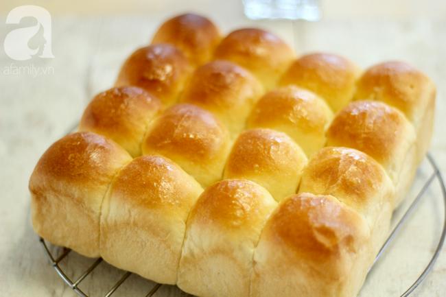 Bánh mì bơ mềm - Ảnh 6.