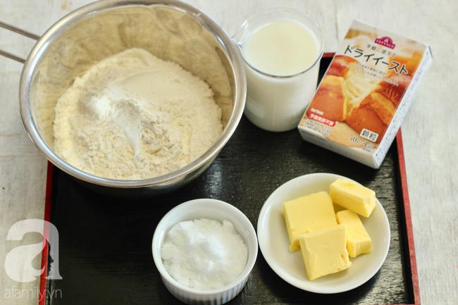 Bánh mì bơ mềm - Ảnh 1.