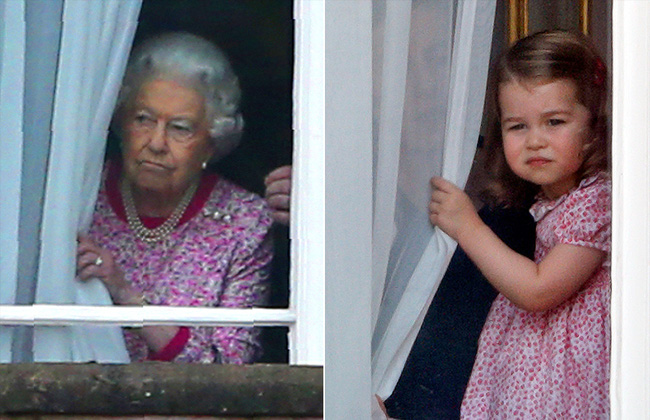 Cuối cùng đã tìm ra câu trả lời cho vẻ ngoài thông minh lém lỉnh và thần thái xuất chúng của Công chúa Charlotte được thừa hưởng từ đâu - Ảnh 6.