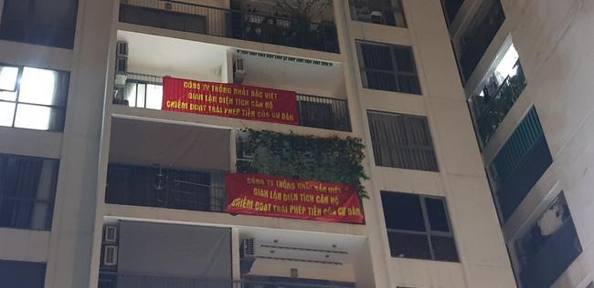 Hà Nội: Giữa mùa nắng nóng cư dân tòa nhà bị cắt nước vì phản đối diện tích, thu phí chưa phù hợp  - Ảnh 4.