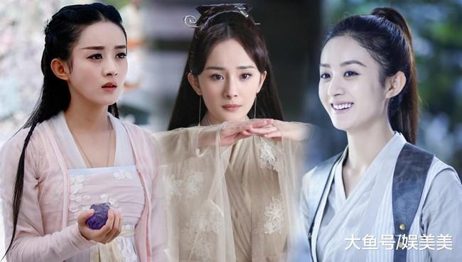 Rộ tin đồn Dương Mịch - Triệu Lệ Dĩnh đóng chung phim bom tấn, đạo diễn lại còn là Trương Nghệ Mưu  - Ảnh 6.