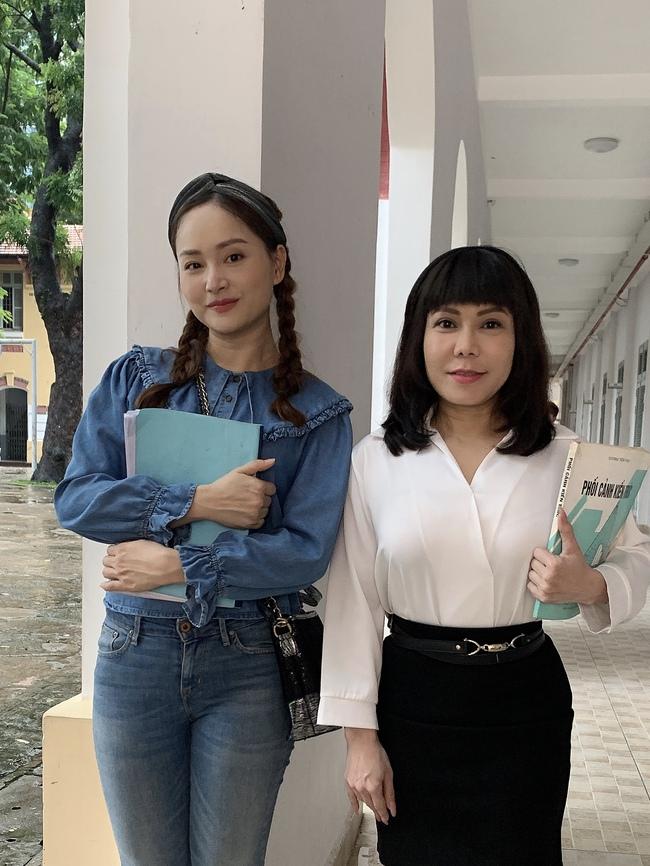 """Rất thân thiết với Việt Hương nhưng Lan Phương lại chính là """"tiểu tam"""" cướp chồng của nữ danh hài - Ảnh 5."""