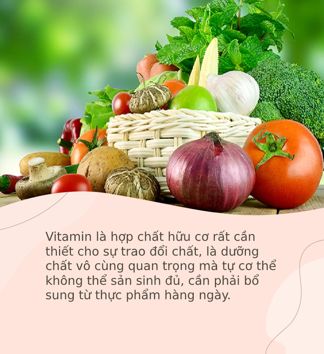 Khả năng miễn dịch suy giảm, da dẻ xấu đi có thể do cơ thể thiếu những loại vitamin này - Ảnh 1.