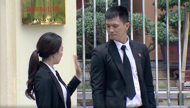 """""""Lựa chọn số phận"""": Huỳnh Anh tái mặt khi bắt gặp bạn trai Phương Oanh đi cùng crush xinh đẹp  - Ảnh 6."""