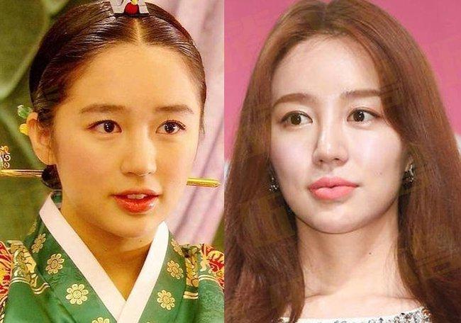 1. Yoon Eun Hye: Cô từng đạt được nhiều thành tích nổi bật bên phim ảnh, có lượng fan hết sức hùng hậu vào thời kỳ đỉnh cao. Nhưng vì scandal đạo thiết kế thời trang mà sự nghiệp của Yoon Eun Hye tụt dốc và khó có cơ hội cứu vãn dù sau đó đã trở lại đóng phim. Hiện tại tên tuổi của Yoon Eun Hye được nhắc đến rất ít, cô cũng gây tranh cãi vì gương mặt cứng đờ như tượng mỗi khi xuất hiện.