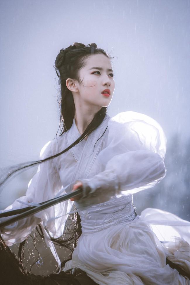 Tứ tiểu hoa đán của 10 năm trước giờ ra sao: Dương Mịch và Lưu Diệc Phi dù nổi tiếng nhưng vẫn không bằng người đẹp này - Ảnh 4.