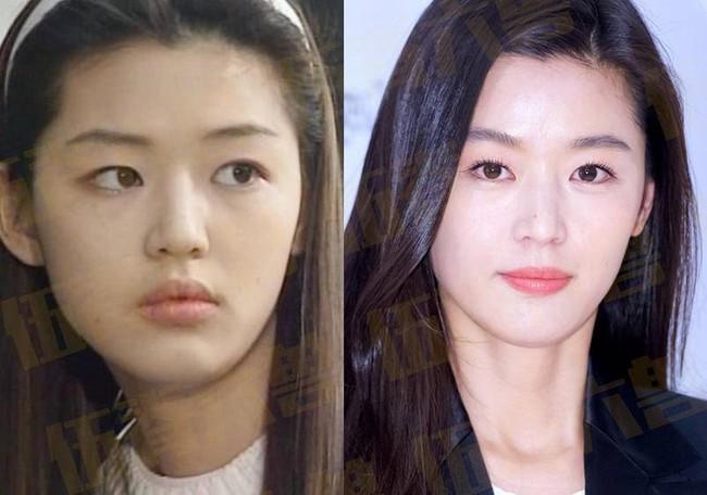 4. Jeon Ji Hyun: Có thể nói, Jeon Ji Hyun là ngôi sao hiếm hoi trong danh sách này thành công cả ở điện ảnh lẫn truyền hình, diễn xuất của cô cũng được đánh giá rất cao. Ngoài sự nghiệp thành công vang dội, cô cũng có cuộc sống hôn nhân hạnh phúc khiến nhiều người ngưỡng mộ.