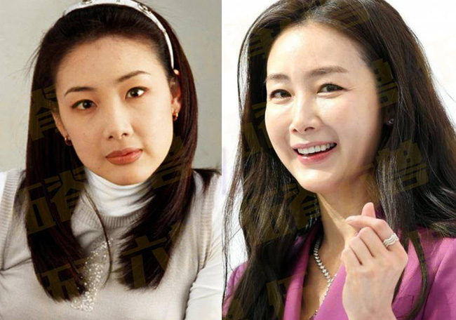 """9. Choi Ji Woo: """"Nữ hoàng nước mắt"""" Choi Ji Woo từng tham gia nhiều bộ phim nổi tiếng như Bản tình ca mùa đông, Nấc thang lên thiên đường… Ở tuổi 45, Choi Ji Woo có sự nghiệp thành công, hôn nhân hạnh phúc và cô cũng vừa sinh con vào cuối tháng 5 vừa rồi."""