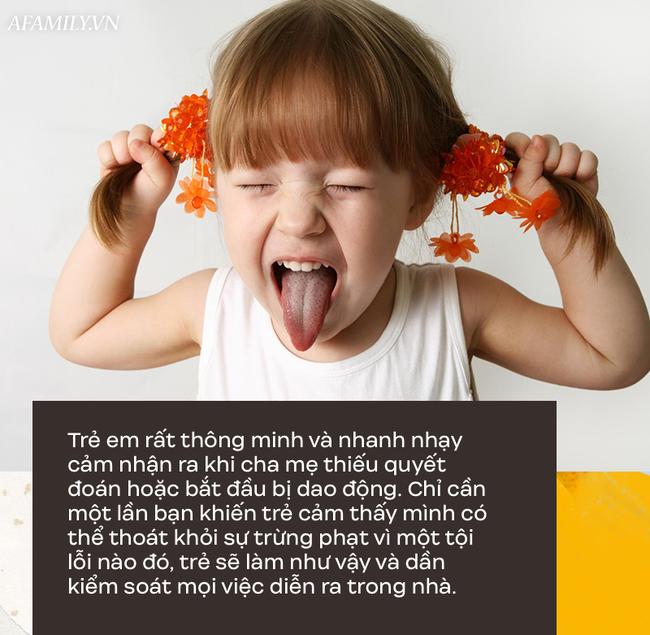 Parent coach Linh Phan gợi ý 4 bước để xử lý những hành vi cư xử chưa đúng mực của trẻ 2-6 tuổi - Ảnh 2.