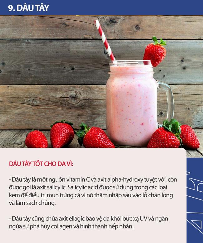 10 loại trái cây mùa hè càng ăn càng có làn da khỏe mạnh, trắng sáng chắc chắn chị em nào cũng thích mê - Ảnh 10.