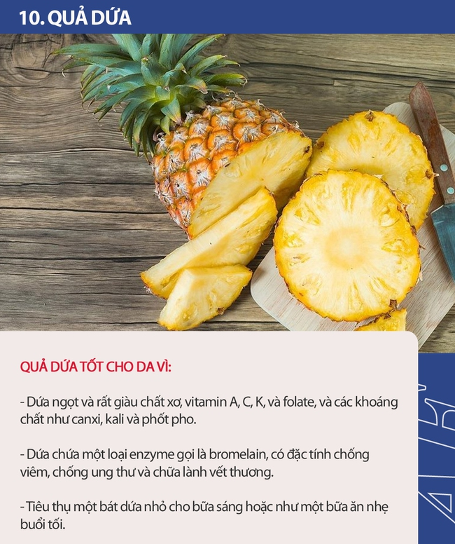 10 loại trái cây mùa hè càng ăn càng có làn da khỏe mạnh, trắng sáng chắc chắn chị em nào cũng thích mê - Ảnh 11.