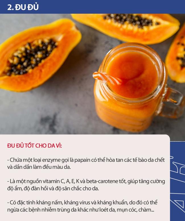 10 loại trái cây mùa hè càng ăn càng có làn da khỏe mạnh, trắng sáng chắc chắn chị em nào cũng thích mê - Ảnh 3.