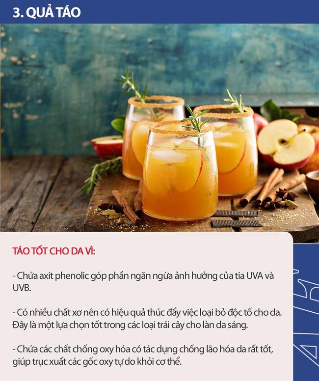 10 loại trái cây mùa hè càng ăn càng có làn da khỏe mạnh, trắng sáng chắc chắn chị em nào cũng thích mê - Ảnh 4.