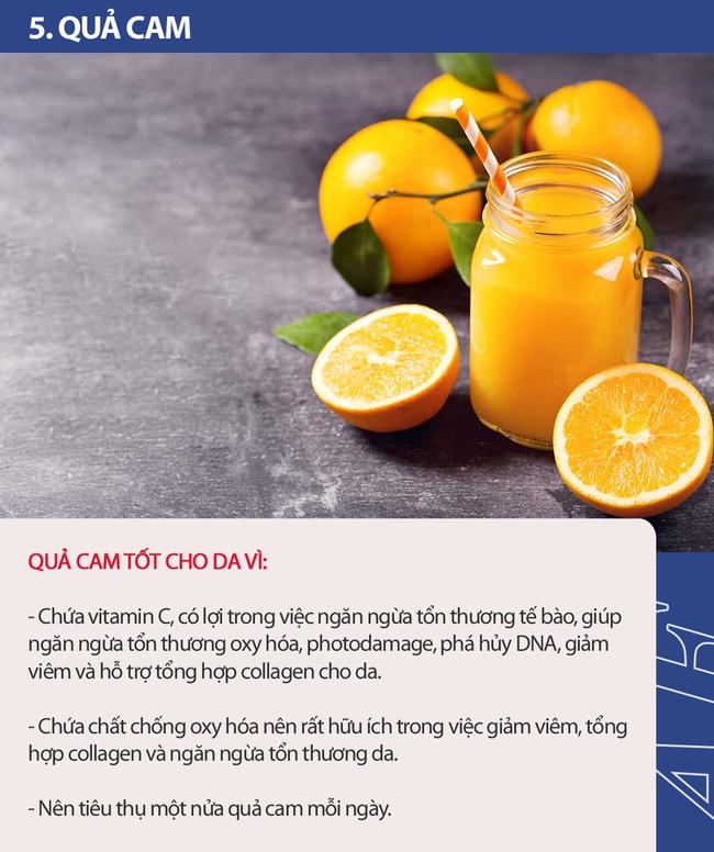 10 loại trái cây mùa hè càng ăn càng có làn da khỏe mạnh, trắng sáng chắc chắn chị em nào cũng thích mê - Ảnh 6.
