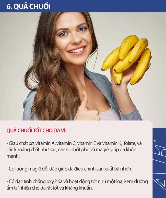 10 loại trái cây mùa hè càng ăn càng có làn da khỏe mạnh, trắng sáng chắc chắn chị em nào cũng thích mê - Ảnh 7.
