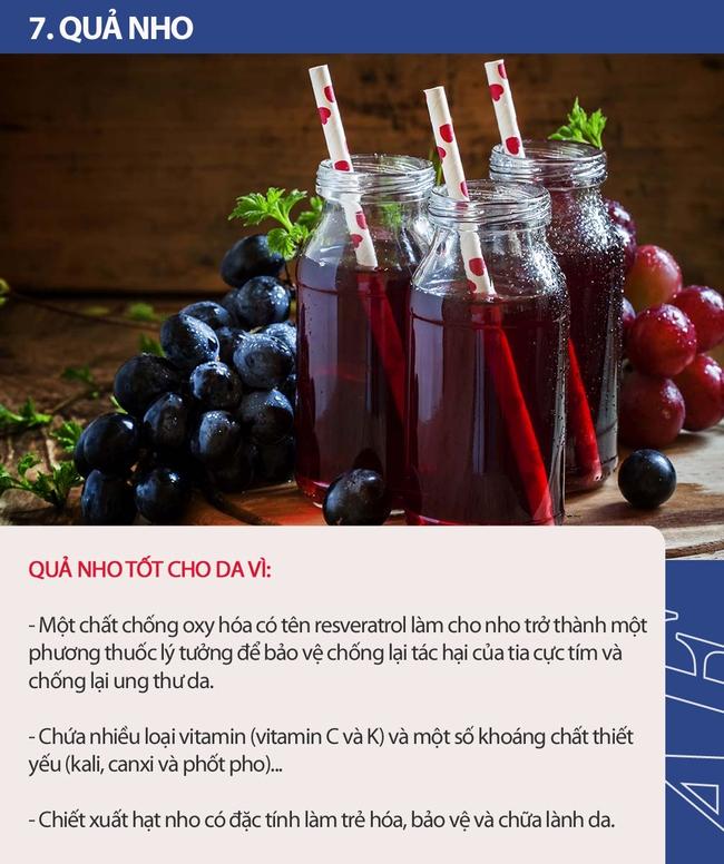 10 loại trái cây mùa hè càng ăn càng có làn da khỏe mạnh, trắng sáng chắc chắn chị em nào cũng thích mê - Ảnh 8.