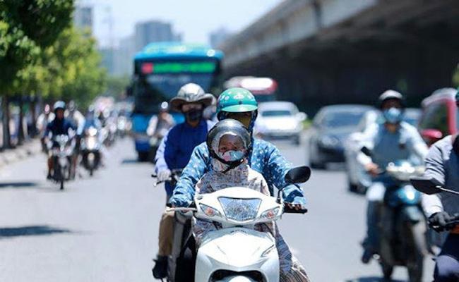 Nắng nóng kỷ lục ở Hà Nội và Bắc bộ bao giờ kết thúc? - Ảnh 1.