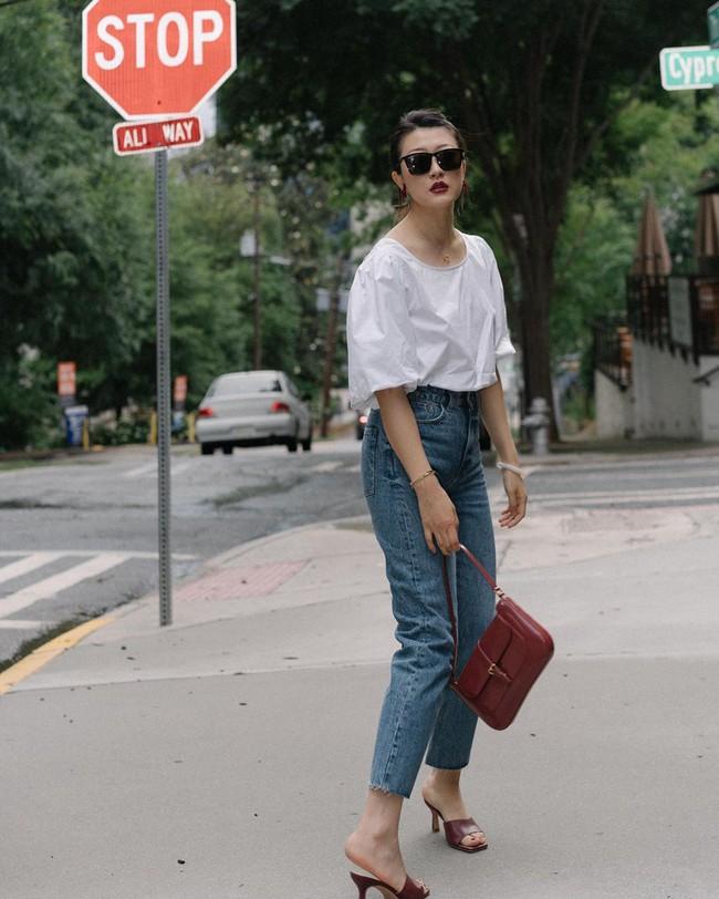 """Nàng fashion blogger gợi ý 9 set màu trung tính để chị em công sở dù """"vụng về"""" hay không có nhiều đồ vẫn mặc đẹp khỏi nghĩ - Ảnh 5."""