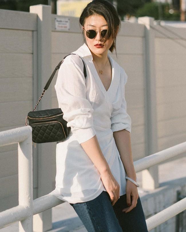 """Nàng fashion blogger gợi ý 9 set màu trung tính để chị em công sở dù """"vụng về"""" hay không có nhiều đồ vẫn mặc đẹp khỏi nghĩ - Ảnh 2."""