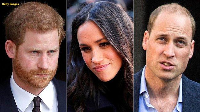 Mối thù hoàng gia: Chính Hoàng tử William đã phá tan giấc mộng trục lợi từ gia đình nhà chồng của Meghan Markle, biến cô thành kẻ vô hình - Ảnh 1.