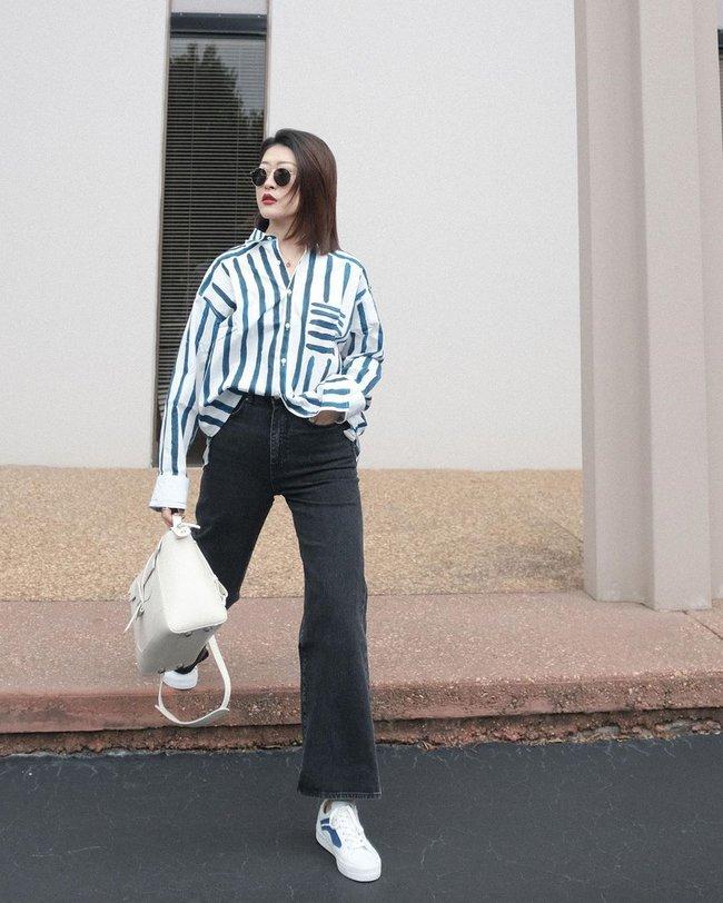 """Nàng fashion blogger gợi ý 9 set màu trung tính để chị em công sở dù """"vụng về"""" hay không có nhiều đồ vẫn mặc đẹp khỏi nghĩ - Ảnh 7."""