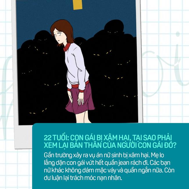 """Những câu hỏi """"Tại sao"""" từ một trang nhật ký xôn xao MXH: Hàng trăm triệu người phụ nữ đã trải qua điều tương tự chỉ vì mưu cầu hạnh phúc - Ảnh 5."""