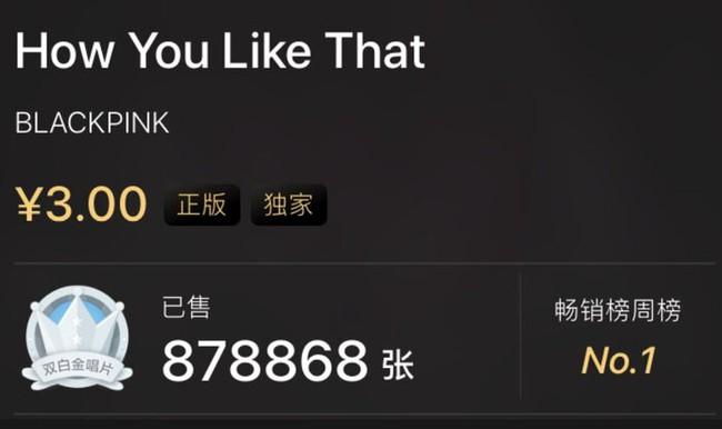 """BLACKPINK và những kỷ lục không quên trong lần comeback với """"How You Like That"""", đập tan lời nguyền bị tẩy chay tại quê nhà - Ảnh 9."""