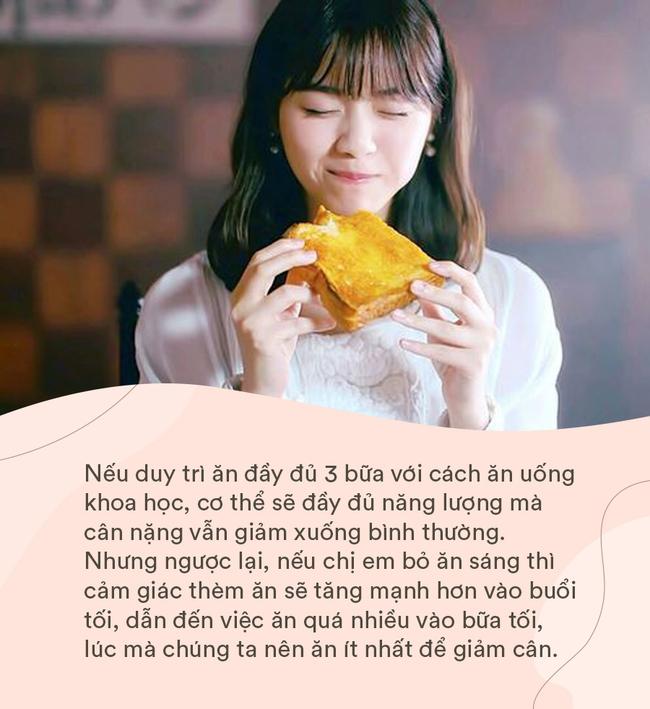 Vừa mở mắt buổi sáng, nếu cơ thể phản ứng theo 3 cách này thì chị em đang rất khó giảm cân dù chỉ là vài kg, cần xem lại cách ăn kiêng - Ảnh 3.