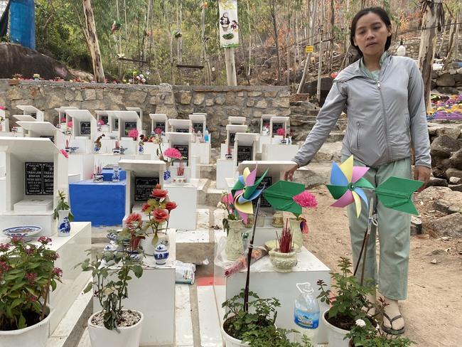 Chuyện ở trang viên Hoa Hồng - kỳ 2: Những đứa con nuôi… dưới mộ - Ảnh 3.