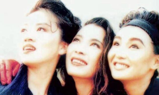 Bức hình chụp chung của Mai Diễm Phương, Dương Tử Quỳnh và Trương Mạn Ngọc: 3 đại mỹ nhân và 3 số phận khác nhau - Ảnh 1.