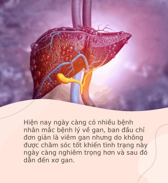 Trước khi gan bị tổn thương, cơ thể sẽ phát ra 3 tín hiệu quan trọng bạn nên biết - Ảnh 1.