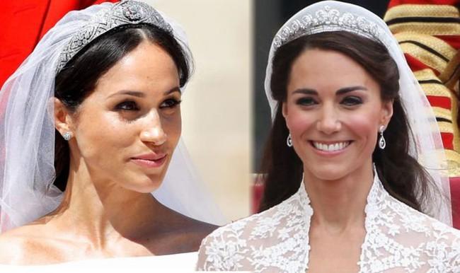 """Chỉ khác nhau cách """"phò tá"""" cho chồng mà Công nương Kate và Meghan Markle có số phận trái ngược nhau một trời một vực ở hoàng gia - Ảnh 2."""