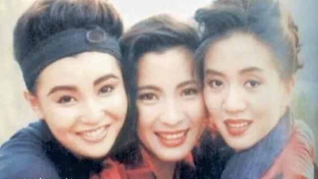 Bức hình chụp chung của Mai Diễm Phương, Dương Tử Quỳnh và Trương Mạn Ngọc: 3 đại mỹ nhân và 3 số phận khác nhau - Ảnh 2.