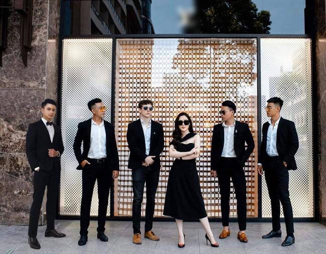 """""""Người ấy là ai?"""": Thanh Tâm hội ngộ dàn nam thần nhưng thiếu Quang Lâm, liền khẳng đình điều này khiến fan thích thú - Ảnh 6."""
