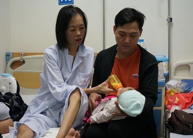Mắc ung thư máu khi mang thai tuần 34, bà mẹ quyết giữ con dù đớn đau tột cùng   - Ảnh 5.