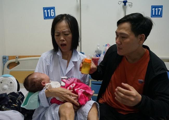 Mắc ung thư máu khi mang thai tuần 34, bà mẹ quyết giữ con dù đớn đau tột cùng   - Ảnh 7.