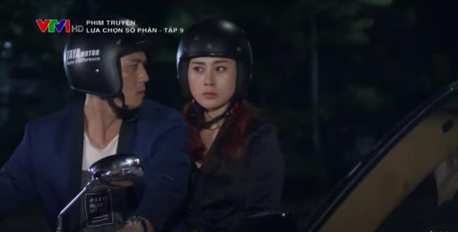 """""""Lựa chọn số phận"""": Phương Oanh và người yêu đẹp trai tài giỏi nhất Vịnh Bắc Bộ bị giang hồ chặn giữa đường  - Ảnh 2."""