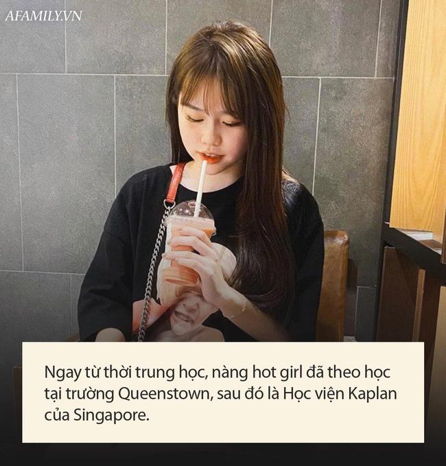 Soi học vấn người yêu các cầu thủ Việt, Huỳnh Anh - bạn gái Quang Hải từng theo học 2 ngôi trường nổi tiếng này - Ảnh 6.