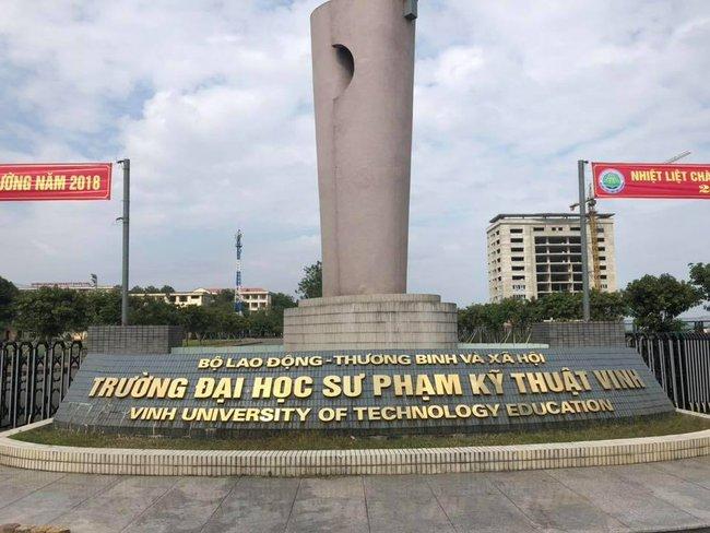 Nghệ An: Nam sinh viên trường đại học sư phạm kỹ thuật Vinh nghi tử vong trong khuôn viên nhà trường - Ảnh 1.