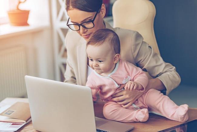 3 việc phụ nữ cần làm để dễ dàng bắt nhịp với guồng quay của công việc sau kỳ nghỉ thai sản - Ảnh 1.